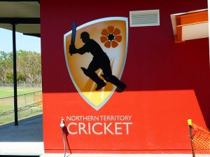 NT cricket brushed acm with print