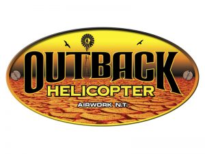 OUTBACK_HELICOPTERS LOGO design