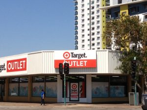 TARGET OUTLET DARWIN CITY