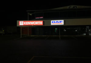 ENWORTH TRUCKS ILLUMINATED