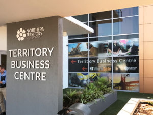 TERRITORY BUSINESS CENTRE