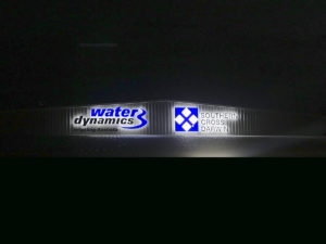 WATER DYNAMICS 3D ILLUMINATED LED